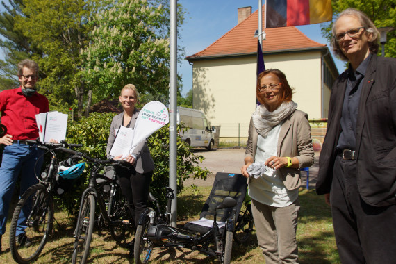 Anforderungen an ein Radverkehrskonzept an die Gemeinde